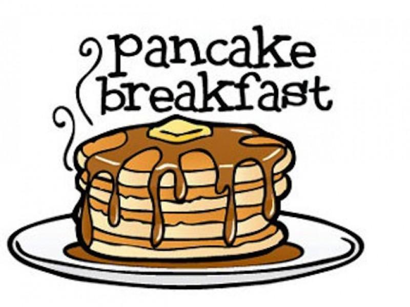 1294 Pancake free clipart.