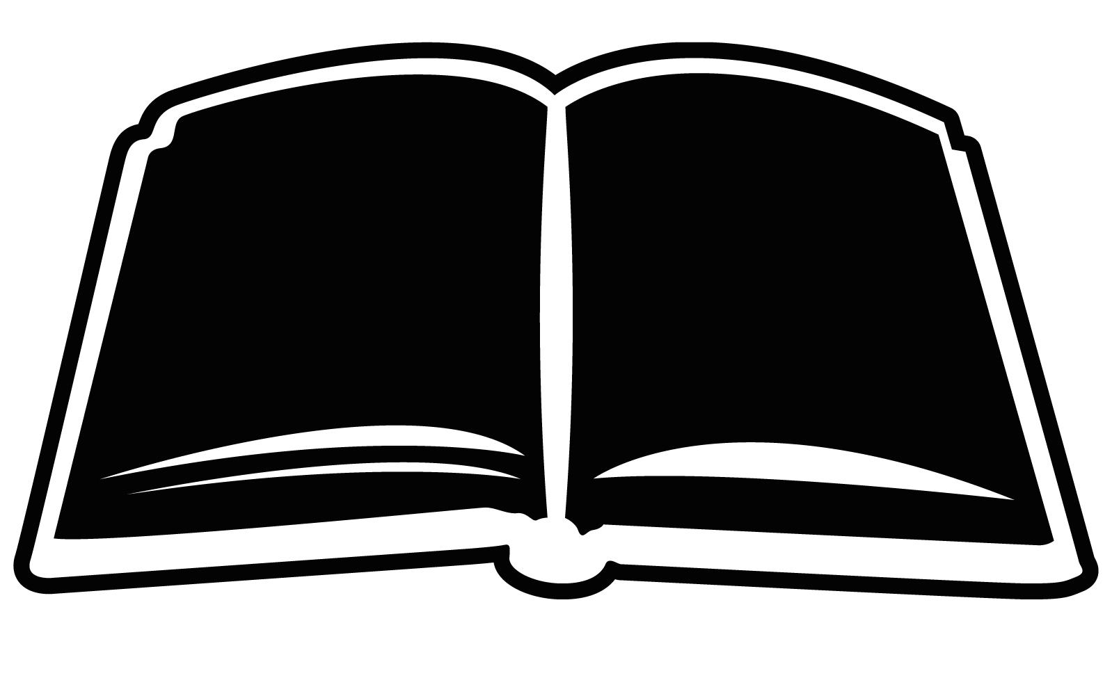 Open Book Clipart.