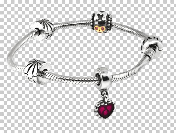 Pandora Jewellery cleaning Charm bracelet, Jewelry PNG.