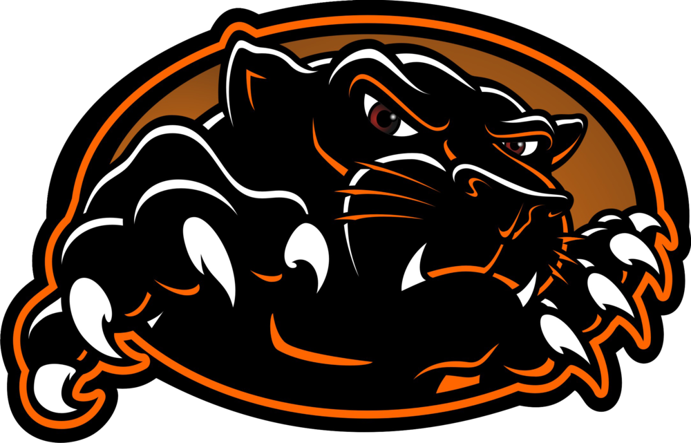 Panther Clipart School Whitman Hanson Panthers Logo.