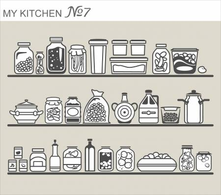 975 Pantry Stock Illustrations, Cliparts And Royalty Free Pantry Vectors.