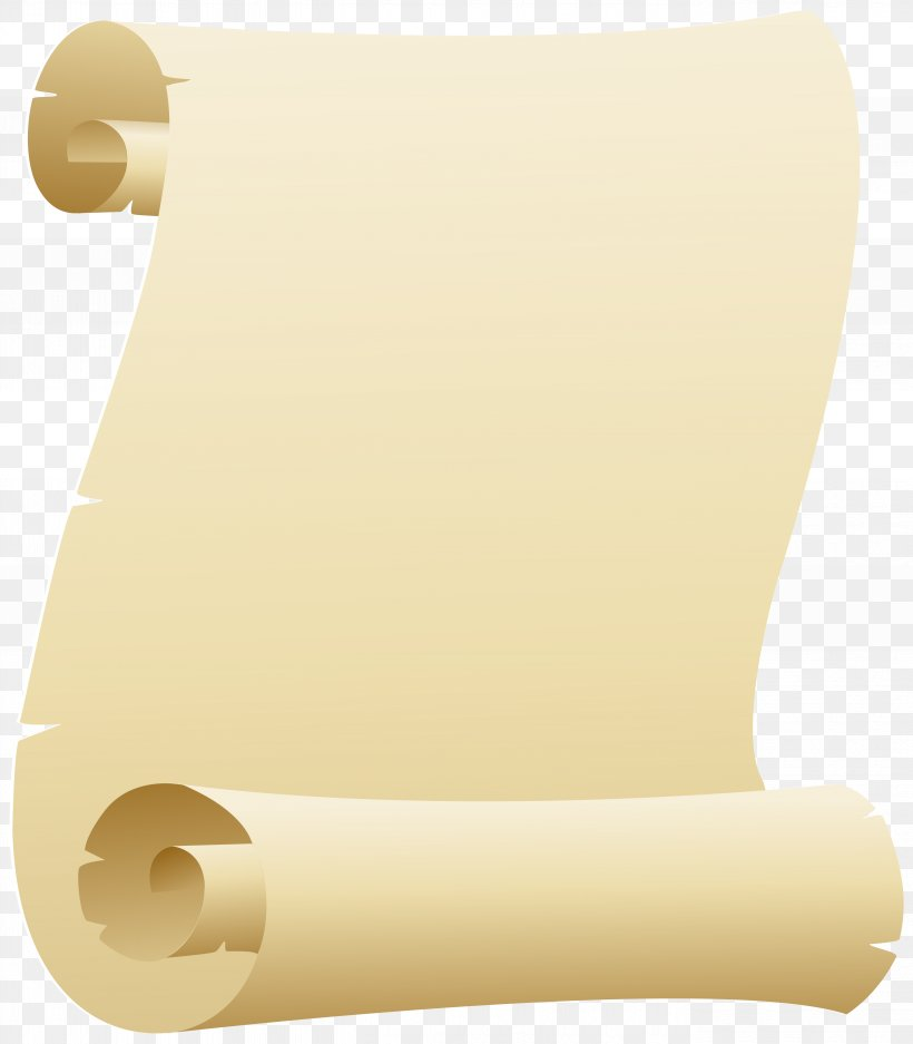 Paper Scroll Clip Art, PNG, 5369x6139px, Paper, Material.