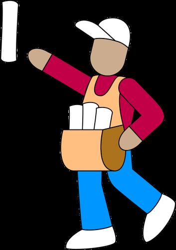 Paperboy image.