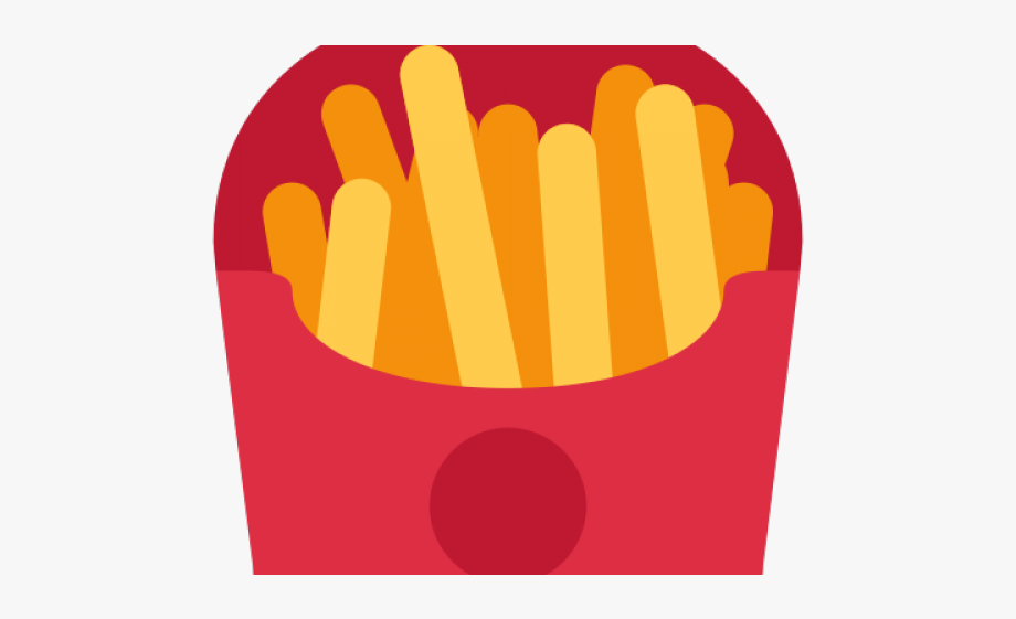 French Fries Clipart Papas Fritas.