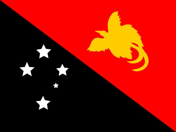 Flag Of Papua New Guinea Clip Art at Clker.com.