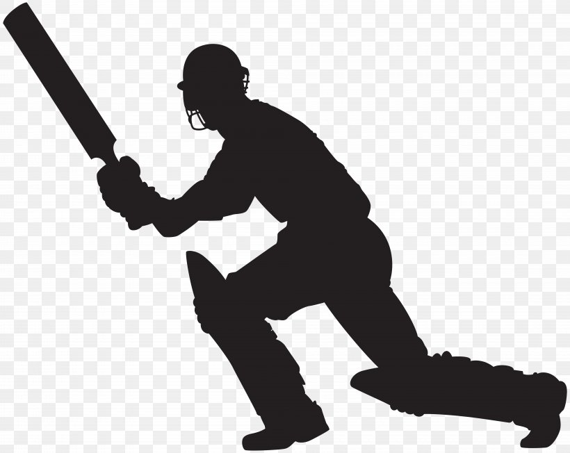 Papua New Guinea National Cricket Team Batting Clip Art, PNG.