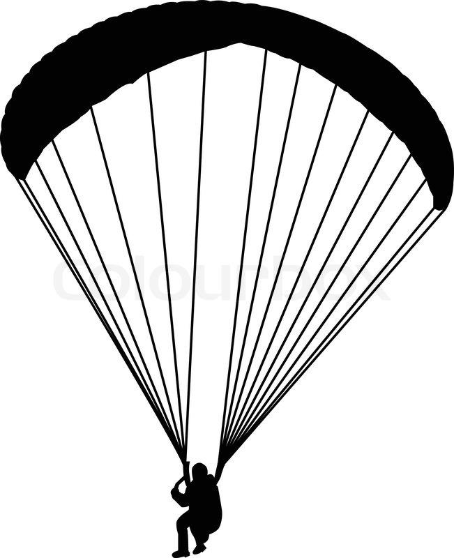 Paragliding clipart 8 » Clipart Station.
