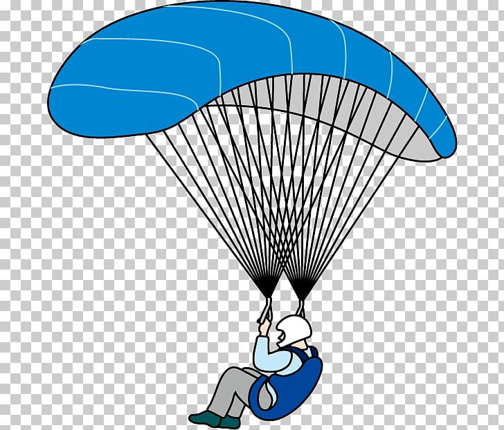 Hang gliding Paragliding Parasailing , gliding PNG clipart.