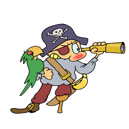 Best Pirate Clipart #23976.