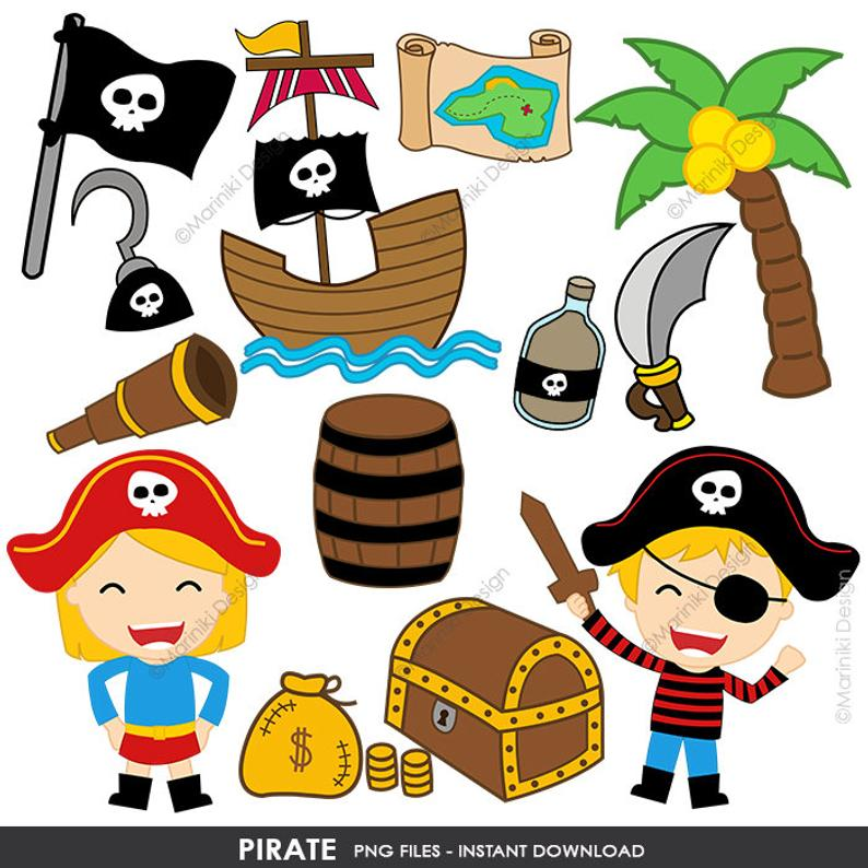 Pirate Clipart Group (+), HD Clipart.