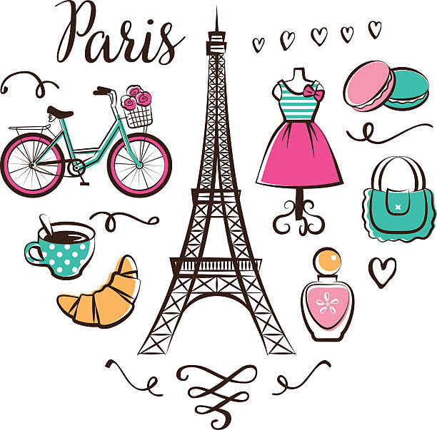Paris clipart free 1 » Clipart Station.