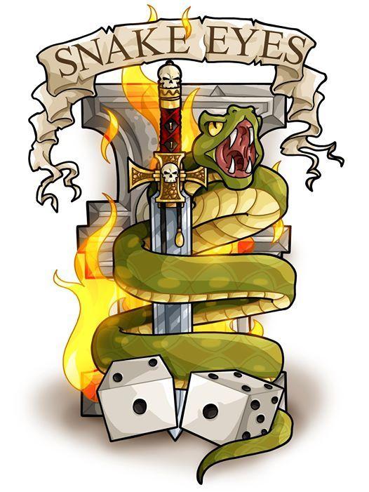 Keyforge Monthly Tournament at Snake Eyes Gaming PA, Altoona.