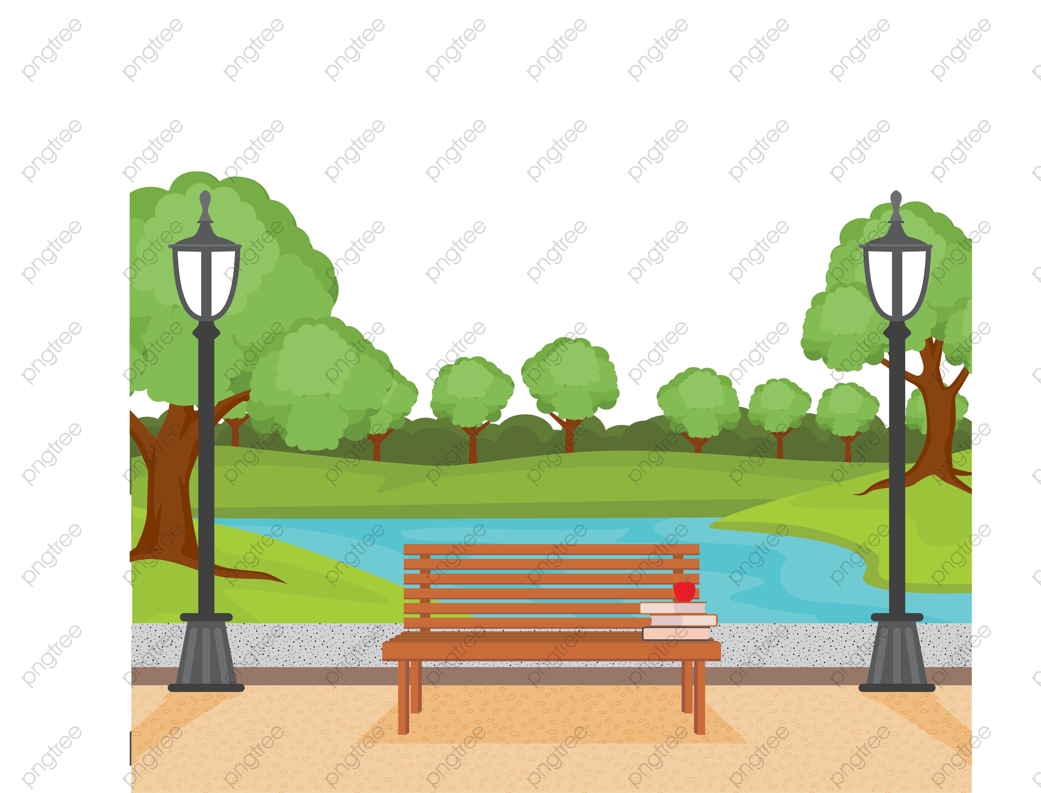 City Park Bench Png & Free City Park Bench.png Transparent Images.