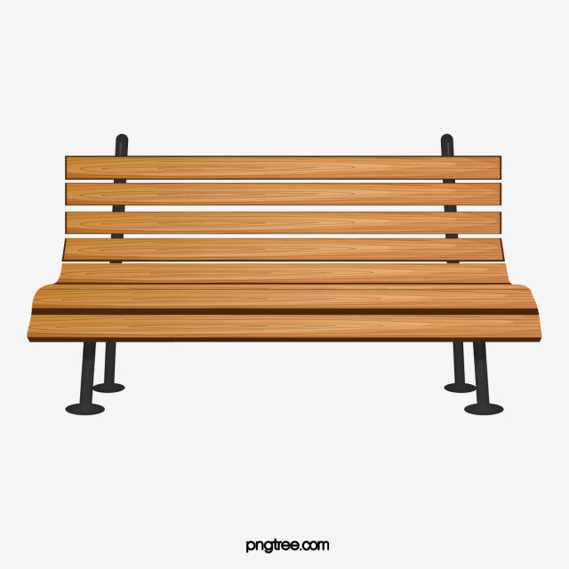 Wood Chairs, Wood Clipart, Chair, Park Bench PNG Transparent Clipart.