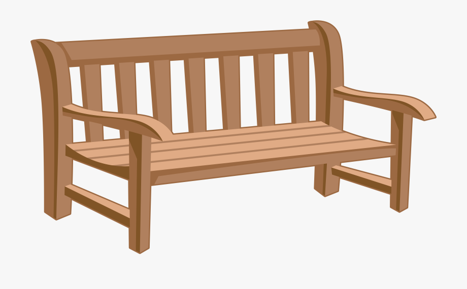 Bench Clipart Park Bench.