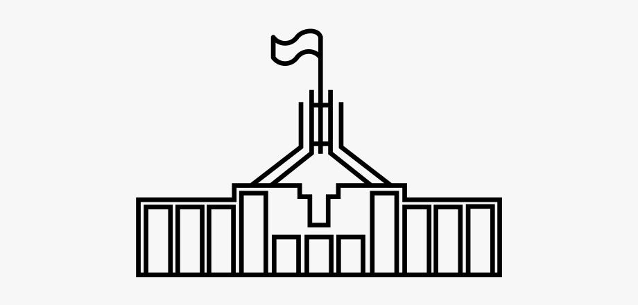 Australia Clipart Parliament House.