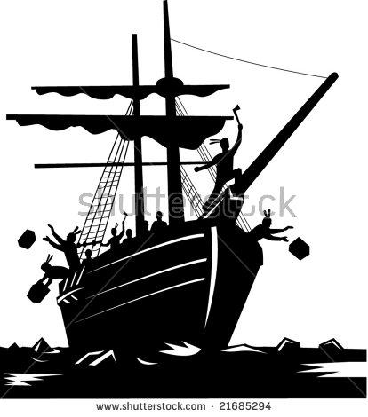 Party Boat Stock Vectors, Images & Vector Art.
