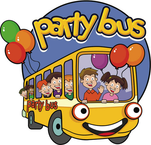 Kids Party Bus (@p4rtybus).