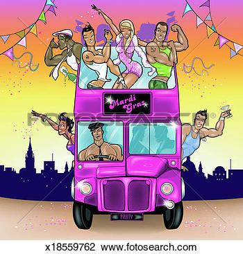 Watch more like Party Bus Cartoon.