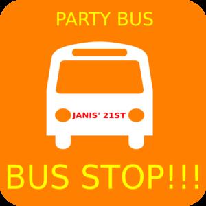 Party Bus Clip Art at Clker.com.
