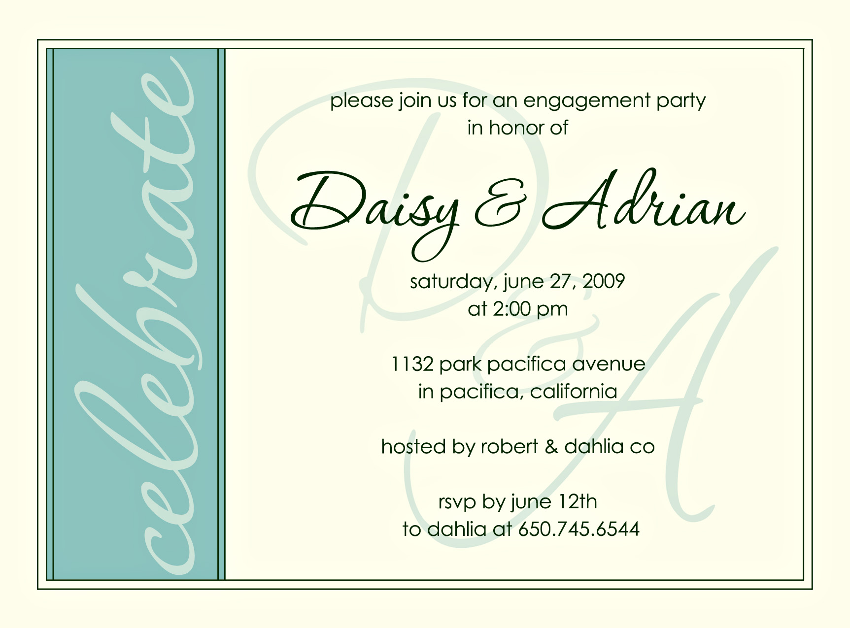 clipart party invitations clipground