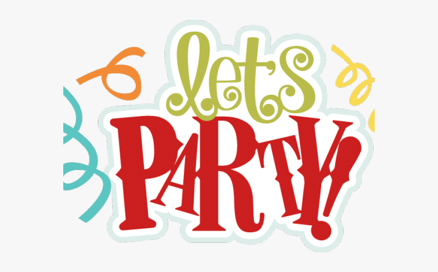 Party Time Cliparts.