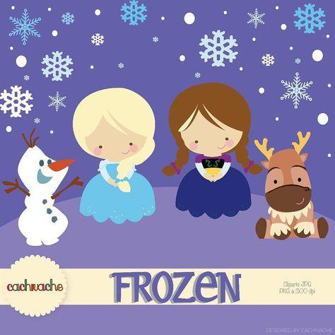 frozen es un motivo que no pasa de moda todavia nuevo.