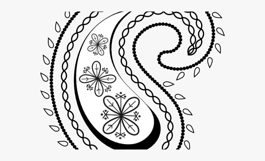 Paisley clipart, Paisley Transparent FREE for download on.