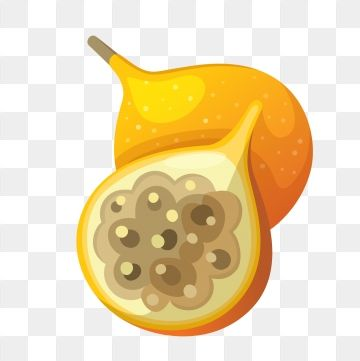 2019 的 Egg Fruit Passion Fruit Passionflower Summer Fruit.