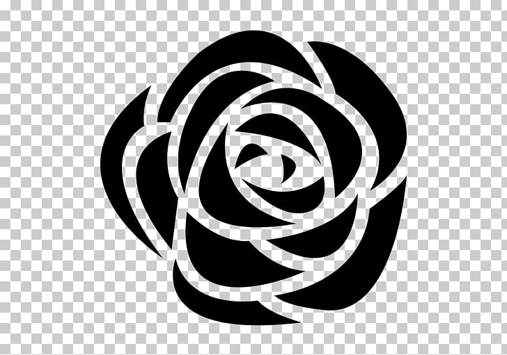 Computer Icons Black rose , passionate PNG clipart.