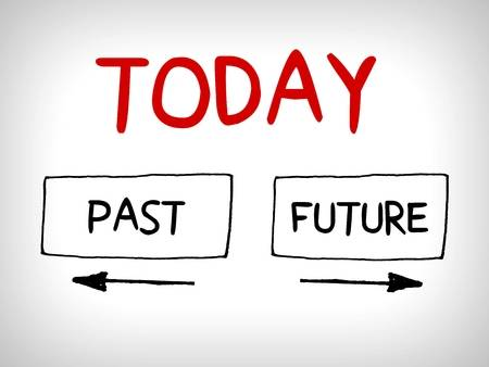 1,507 Past Present Future Stock Illustrations, Cliparts And Royalty.