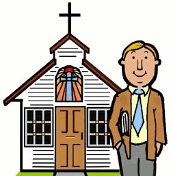 Collection of Pastor clipart.