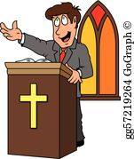 Pastor Clip Art.