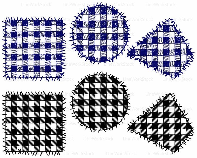 Patchwork quilt svg/patchwork clipart/patchwork svg/quilt  silhouette/patchwork cricut/cloth cut files/clip art/digital  download/svg/designs.