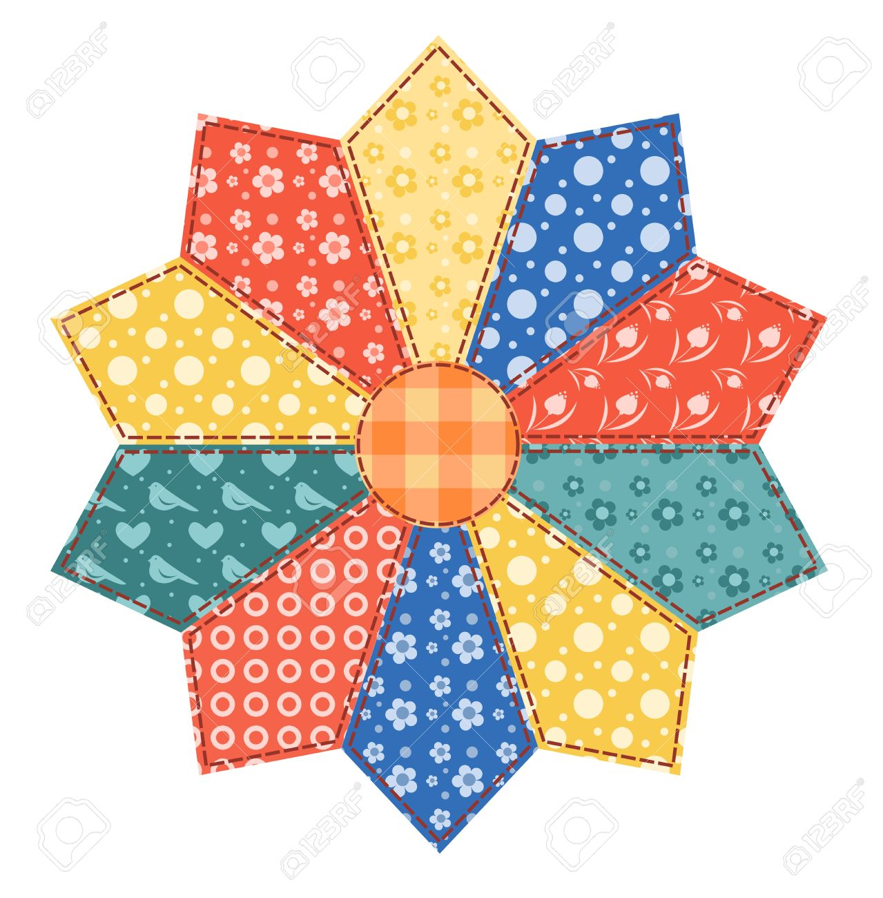Free Clipart Quilt.