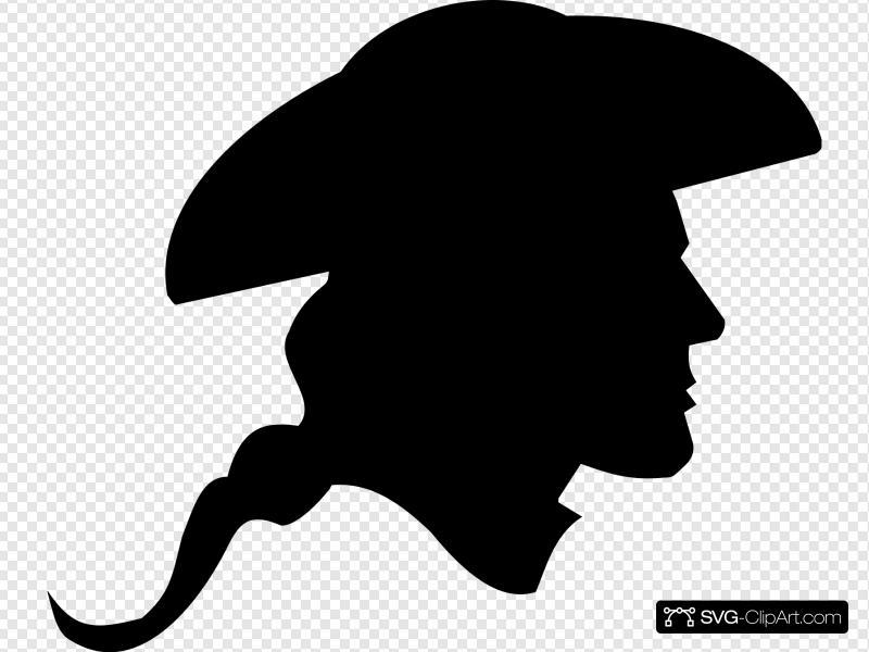 Patriot Male Clip art, Icon and SVG.