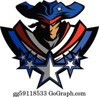 Patriot Clip Art.