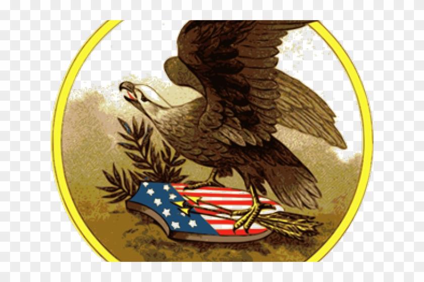 Americana Clipart Patriotic Symbol.
