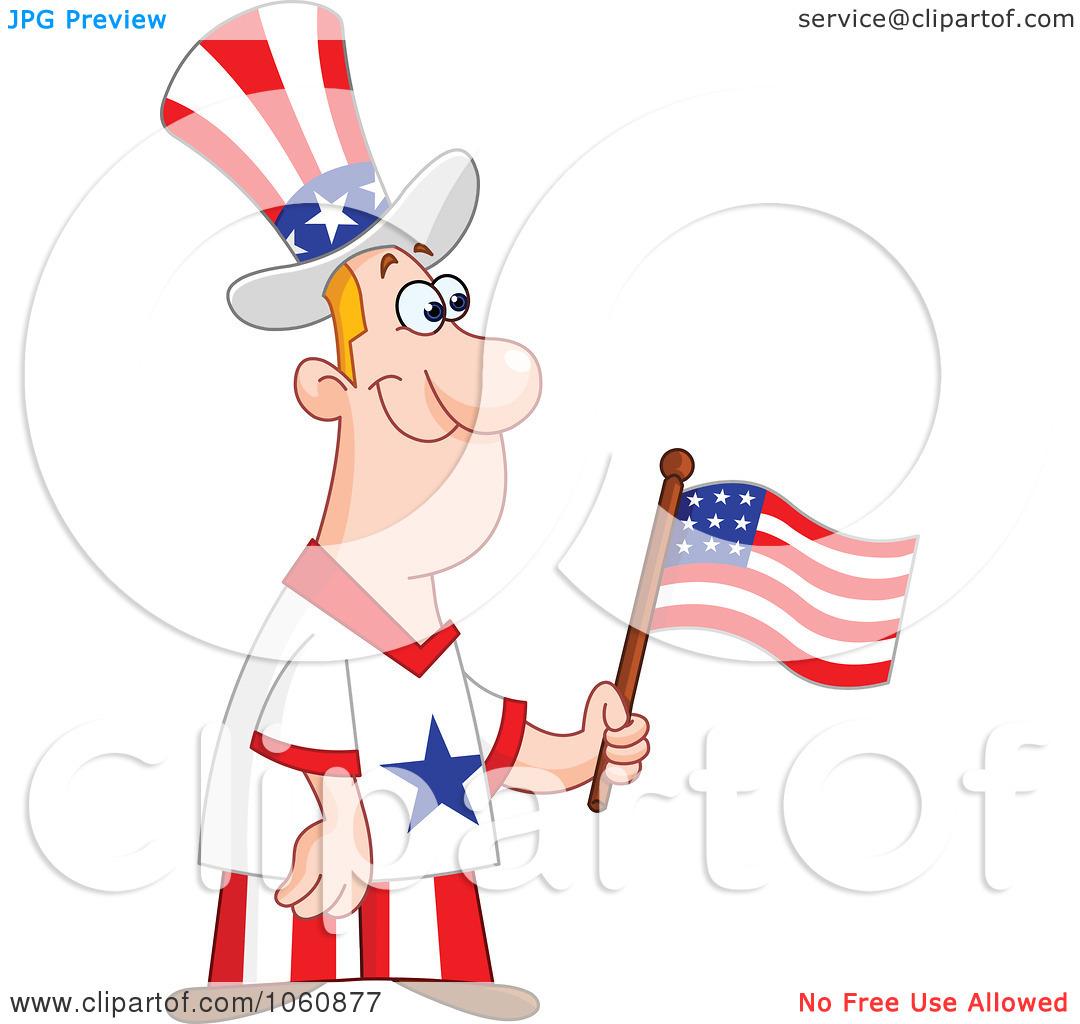 Clipart Patriotism People.
