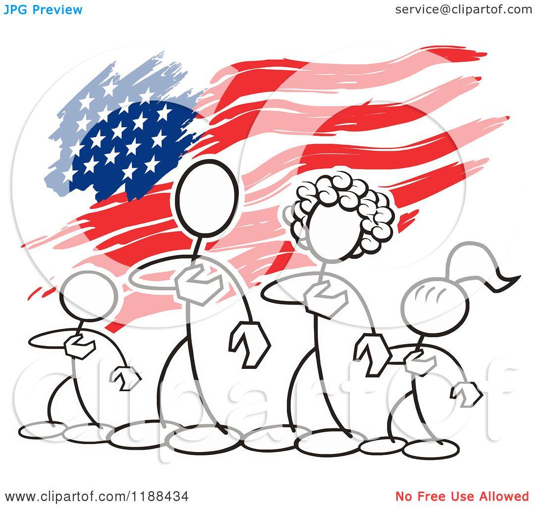 Showing post & media for Cartoon patriotic clip art.