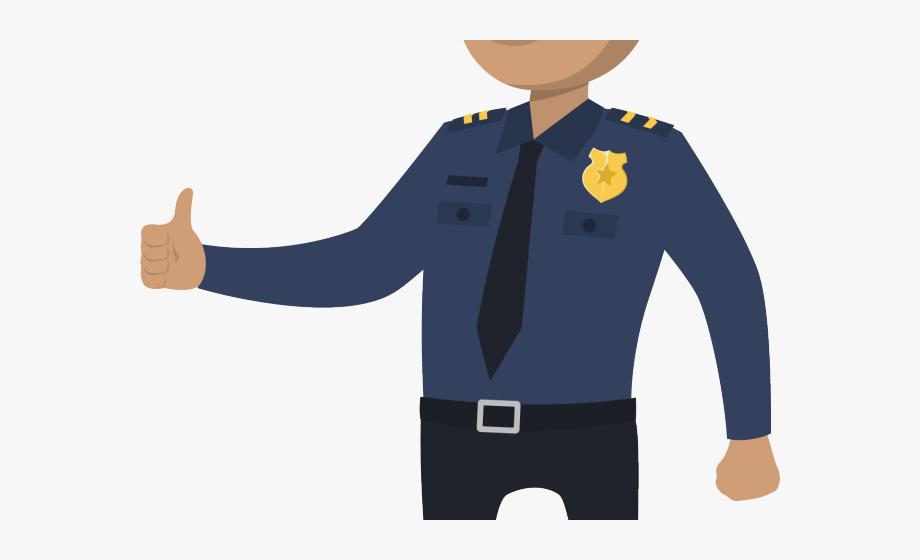 Cop Clipart Police Inspector.