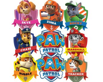 Paw patrol clipart images 1 » Clipart Station.