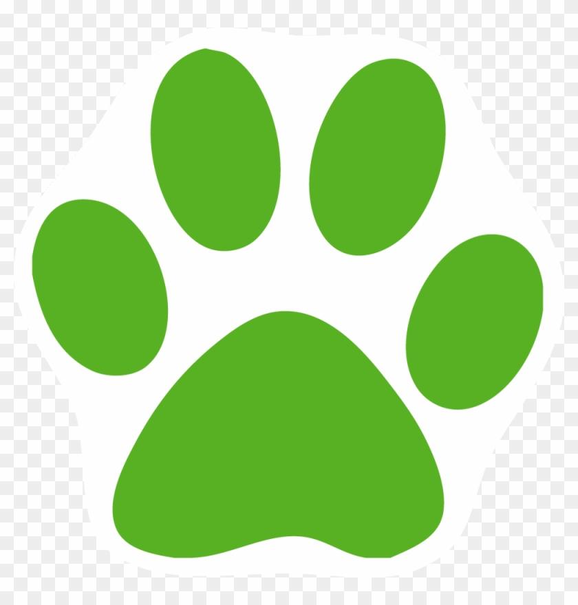 Dog Paw Print Clip Art Cliparts.