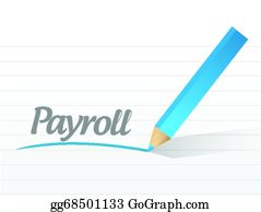 Payroll Clip Art.