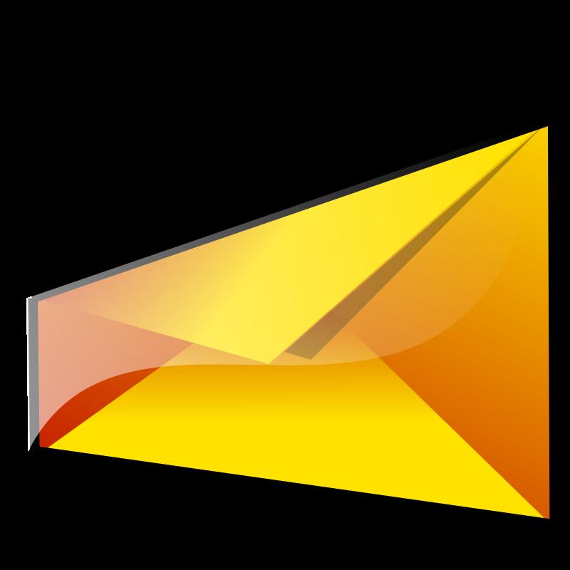 Free Clipart: Envelope juliane krug 01.
