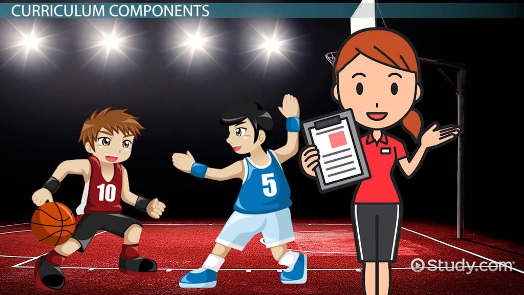 Physical Education Activities & Curriculum Development.
