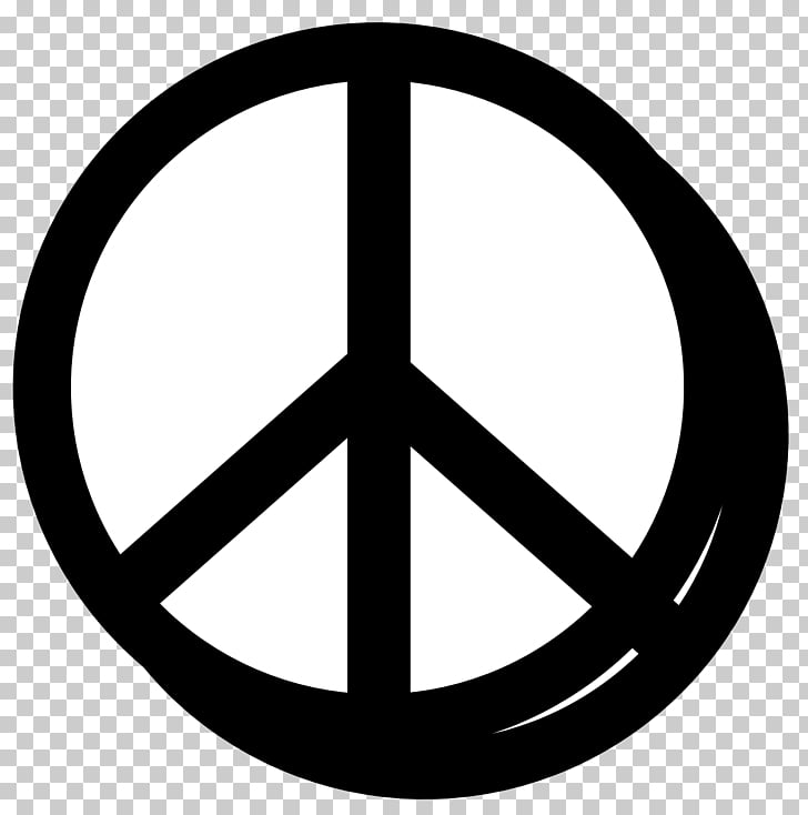 Peace symbols Emoji Sign, peace symbol PNG clipart.
