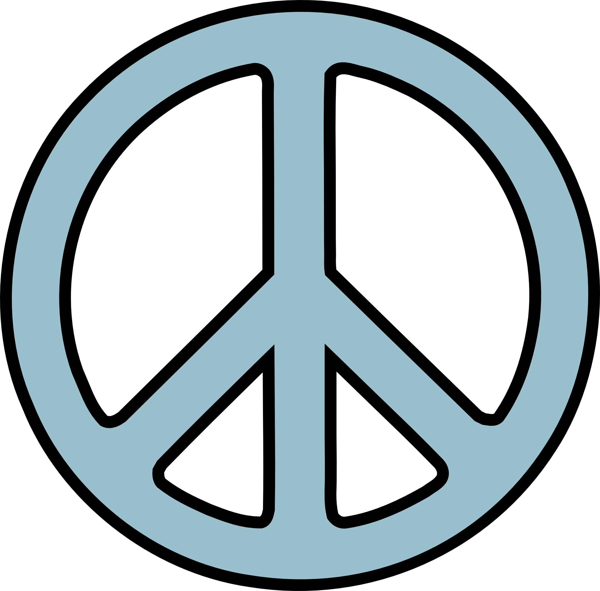 Free Peace Symbol Clipart, Download Free Clip Art, Free Clip.