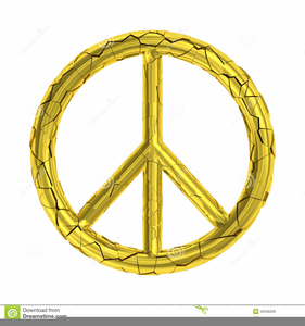 Free Clipart Peace Symbol.