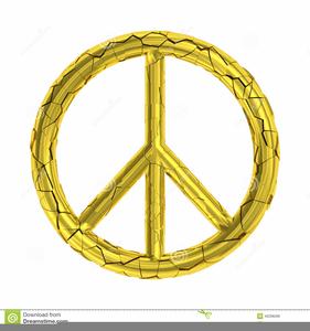 Free Clipart Peace Symbol.